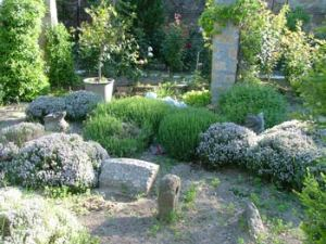 Part of San Lodovico's Garden