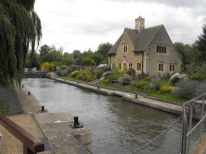 Iffley Lock, Oxford