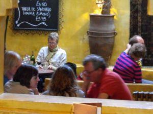 Dinner in Oxford
