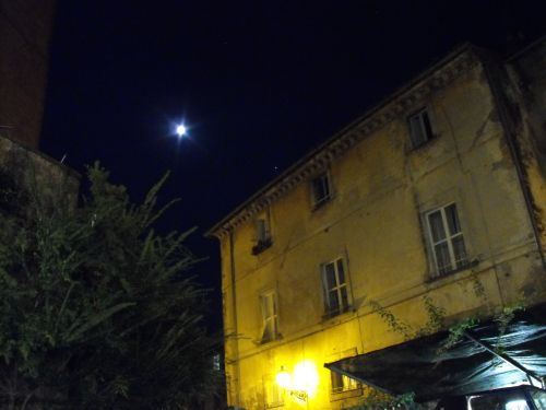 Dinner Under the Moon