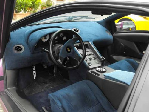 Slick interiors